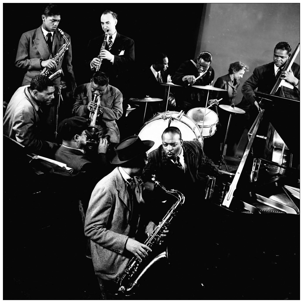 Jazz Pocket – London's Pop-Up 1950's Jazz Club – Every Thursday