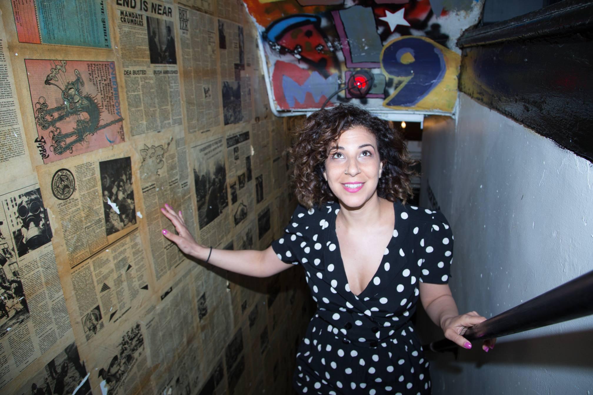 Ruby's Cocktails & Comedy Night-  Maria Shehata: Hero (Work In Progress)